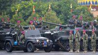 Pemerintah Bahas Draf Perpres Pelibatan TNI Tangani Terorisme