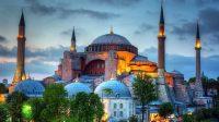 Hagia Sophia Adalah Masjid Wakaf  Yang di Alih Fungsi Secara Ilegal