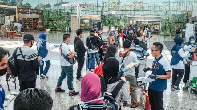 KBRI Bandar Seri Begawan Fasilitasi Kepulangan 912 WNI dari Brunei