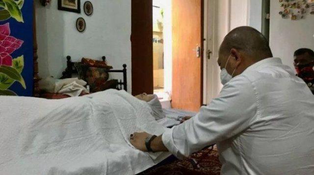 Kabar Duka, Ibunda Ketua DPD RI La Nyalla Mattalitti Meninggal Dunia