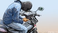 Seorang Remaja 17 Tahun yang Hendak Curi Motor di Makassar Dibekuk Polisi