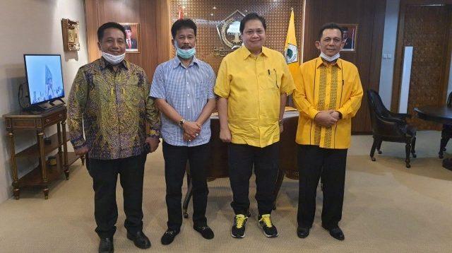 DPP Golkar Rekomendasikan Ayah dan Anak di Pilkada Kepri