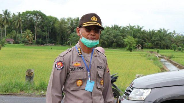 Polisi Tetapkan Seorang Kepala Desa Sebagai Tersangka Penganiayaan Karena Dorong Jurnalis saat Bertugas
