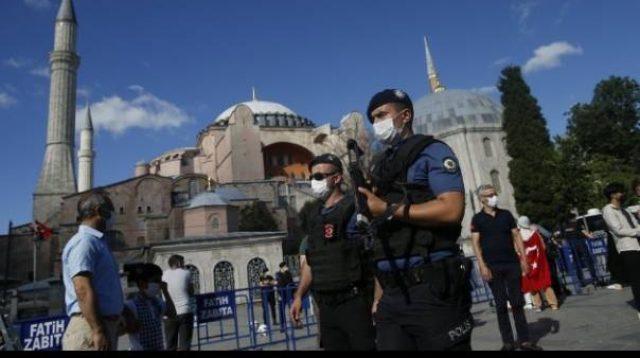 Pemerintah Yunani Kesal Hagia Sophia Jadi Masjid, Mereka Ingin Turki Dihukum