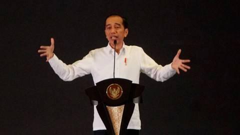 Resmi, Presiden Jokowi Bubarkan 18 Tim Kerja, Badan, dan Komite