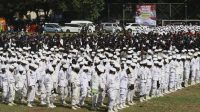 Hadiri Apel Siaga Ganyang Komunis, MUI DKI: Bila RUU HIP Tak Dibatalkan, Akan Ada Aksi 212 Jilid 2