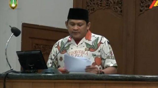 Kader yang Kenakan Baju Pendukung Gibran Dicopot dari Sekretaris F-PKS, Ini Kata Gibran