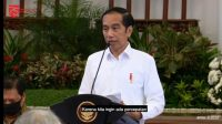 Di Peringatan Pramuka-59, Jokowi Ingatkan Disiplin di Era Pandemi
