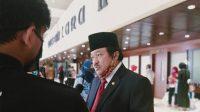 Ketua F-Golkar Himbau Masyarakat Selalu Kenakan Masker Saat Pergi