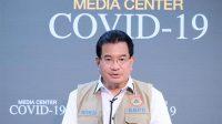 Jubir Satgas Covid-19: Secara Nasional Jumlah Kesembuhan Corona Naik 35,8 Persen, DKI Jakarta Tertinggi