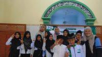 Santri TPQ Al-Huda Peringati Maulid Nabi Sebagai Ungakapan Rasa Syukur dan Gembira