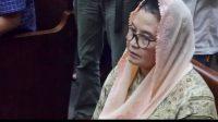 Mantan Menkes Siti Fadillah Supari Bebas Murni, Acara Serah Terima Berjalan Lancar