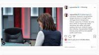 Relawan Jokowi Polisikan Najwa Shihab atas Tuduhan Cyber Bullying Pada Menkes Terawan