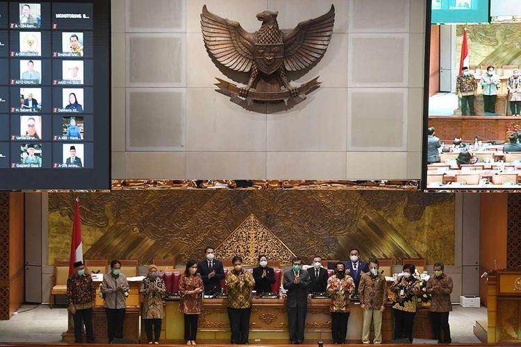 Soal Kasus Mikrofon Fraksi PD, Indra Iskandar: Mohon Maaf, Yang Ingin Berbicara Bukan Hanya Partai Demokrat