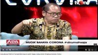 Pakar kesehatan Universitas Indonesia Prof Hasbullah Thabrany