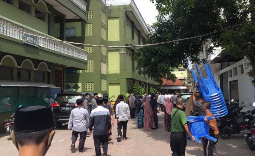 Hasil Keputusan Badan Wakaf PMDG, Ini Sosok Pimpinan Baru Pondok Pesantren Gontor