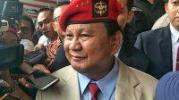 Singgung Real Estate, Menhan Prabowo: Apakah Kita Bisa Makan Semen?