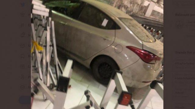 Otoritas Arab Saudi Tangkap Pria yang Tabrakkan Mobilnya ke Gerbang Masjidil Haram