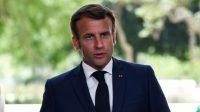 Emmanuel Macron: Saya Akan Selalu Bela Kebebasan untuk Menulis, Menggambar