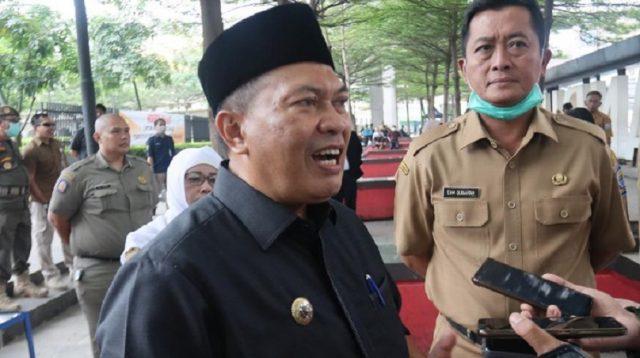 Walkot Bandung Dukung Langkah Badan Legislasi DPR Bahas RUU Larangan Minol