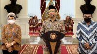 Mahfud MD: ingat, Tak Ada Institusi Apapun di Indonesia Yang Bertanggung Jawab atas Pernyataan Macron