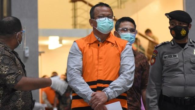 KPK Bakal Geledah KKP serta Rumah Dinas Edhy Prabowo pada Jumat, 27 November