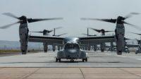 Tangkal Ancaman Luar, TNI Pesan MV-22 Block C Osprey