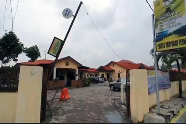 Viral, Densus 88 Amankan Pedagang Bandrek Terduga Teroris di Marelan
