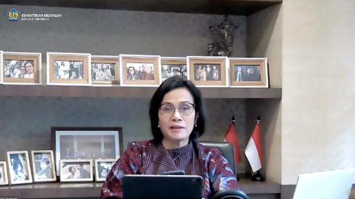 Pada Enggak Mau Nih? Bu Sri Mulyani Menteri Keuangan Membebaskan Pajak Dividen