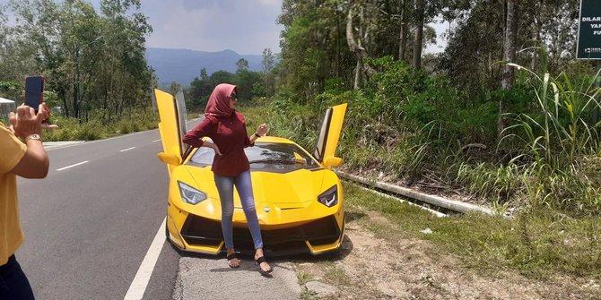 Hanya Lulusan SMP, Suharyanto Berhasil Sulap Sedan Jadi Lamborghini KW