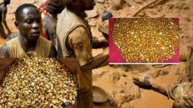 Viral Gunung Emas Kongo Merupakan Tanda-tanda Akhir Zaman?