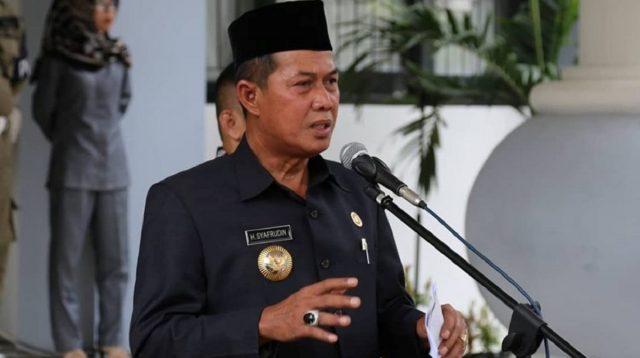 Walikota Serang, Syafrudin