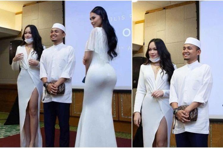 Foto Bareng Selebgram Seksi Setelah Berdakwah, Ustadz Ini Dapat Dukungan Dari Netizen