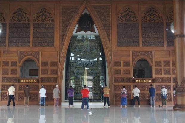 Masjid Tertua di Bumi Majapahit, Pusat Perlawanan Terhadap Penjajah Kolonial