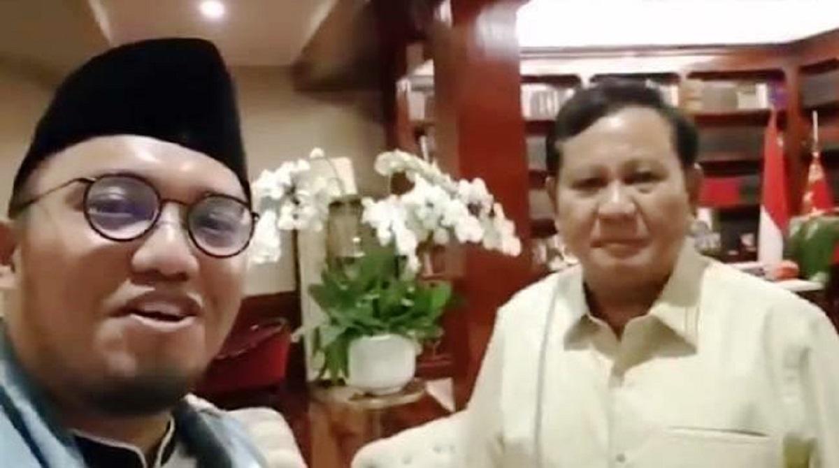 Dahnil Anzar Menggerus Elektabilitas Prabowo