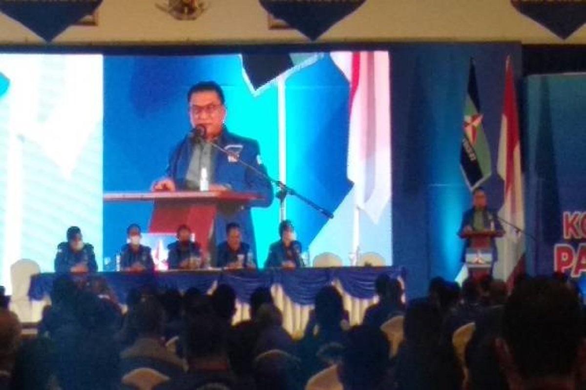 Kubu Moeldoko: Pihak AHY Sembunyikan Kebobrokan Partai di Balik KLB Abal-abal