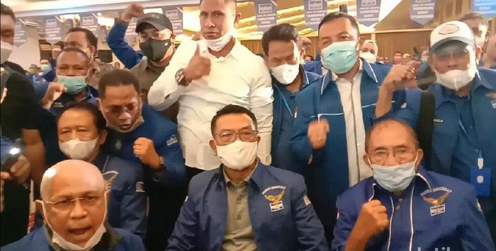 Moeldoko Melawan, Konflik Demokrat Diprediksi Selesai Jelang Pilpres 2024, Ini Analisanya