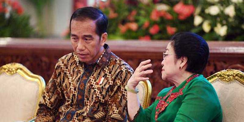 Sama-sama Pegang Kekuatan Besar, Jokowi Dan Megawati Berpotensi Beda Jalan Di Pilpres 2024