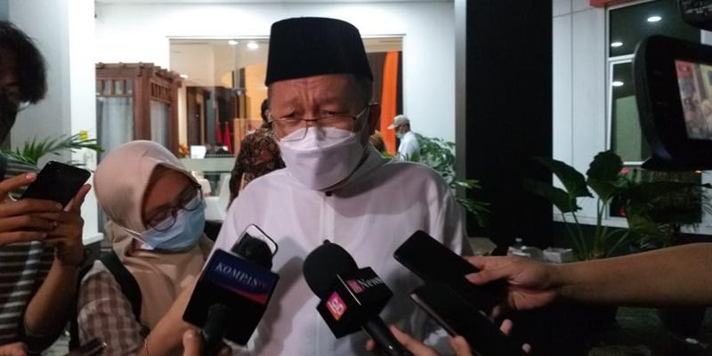 PPP Haqul Yakin Reshuffle Kabinet Belum Dibocorkan Ke Maruf Amin