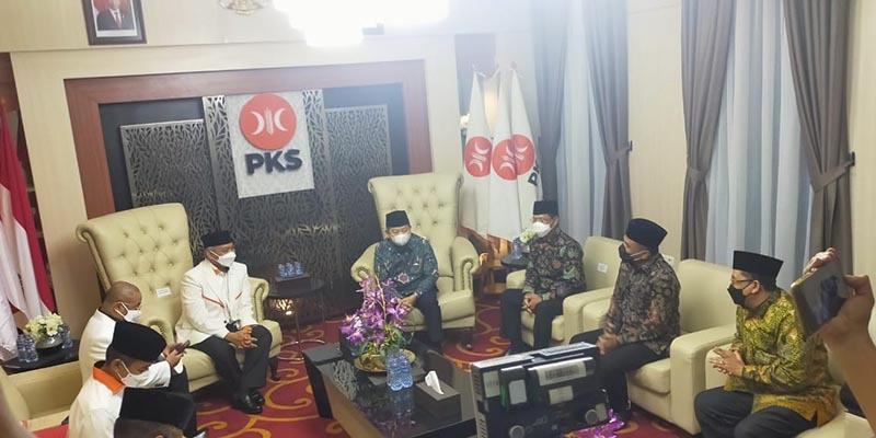 Pengurus PPP Sambangi DPP PKS Saat Ramadhan, Ini Yang Akan Dibahas