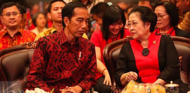 Sebut Ada Persaingan Individual Antara Megawati dan Jokowi, Rocky Gerung: Berantakan