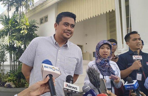 Tim Pengamanan Walikota Medan Bobby Nasution Disorot, Usir Paksa Jurnalis yang Ingin Wawancara