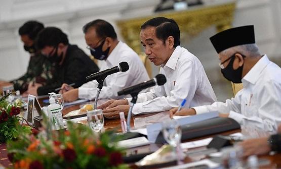 Istana Tegaskan Reshuffle Bukan Skenario, Pengamat: Tangan Kanan Jokowi Aman