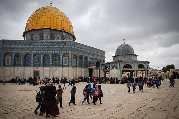 Israel Halangi Azan di Masjid Al-Aqsa, Palestina Sebut Bisa Picu Perang Agama