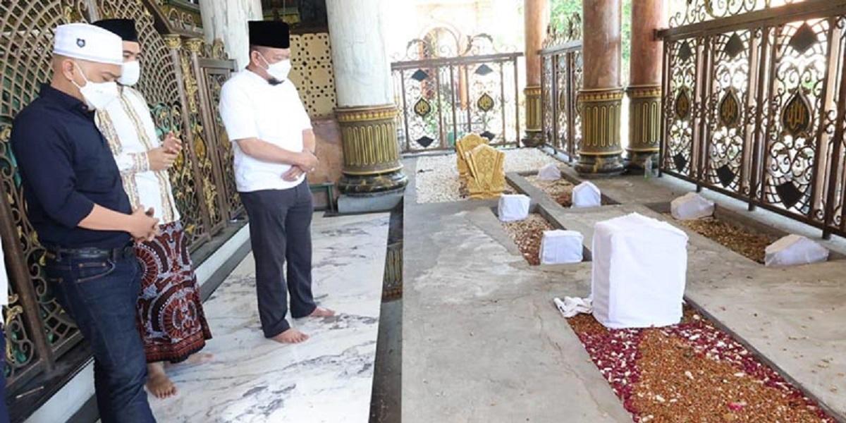 Jangan Gaduh, LaNyalla Mattalitti Percaya Presiden Jokowi Reshuffle Kabinet Sesuai Kebutuhan