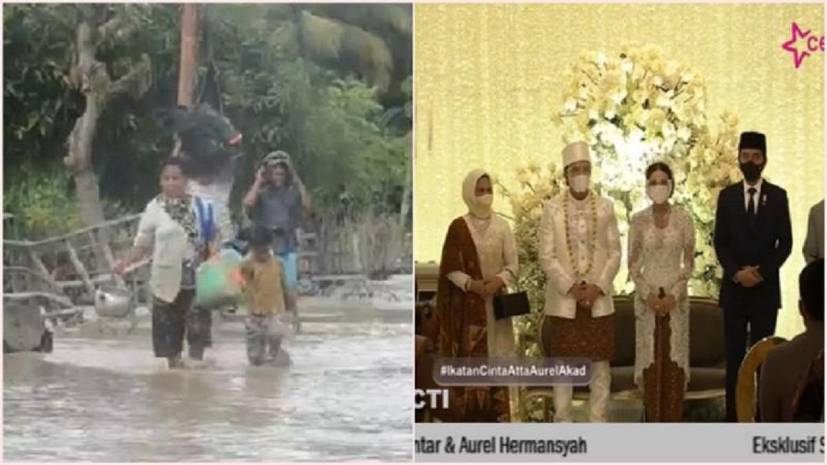 Netizen Geram: NTT Mau Tenggelam, TV Isinya Atta-Aurel Nikah Semuanya!