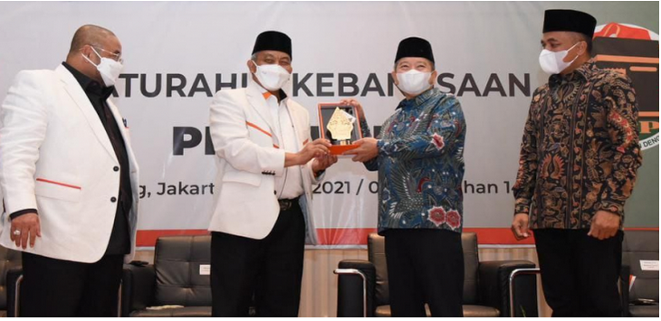 PPP Ungkap Rencana Besar dengan PKS dan Golkar, Koalisi Partai Hadapi Pilpres 2024