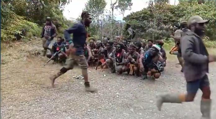 Selain Bunuh Guru dan Tukang Ojek, KKB Juga Perkosa Gadis-gadis di Boega