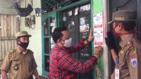 Beri Tanda Rumah Warga yang Baru Tiba di Jakarta, Polisi: Warga Tolak Pemudik Tanpa Tes Antigen