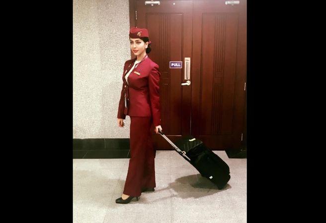Pramugari Cantik Asal Solo Sukses Di Emirates Airlines, Padahal Dulu Ditolak Maskapai Lokal